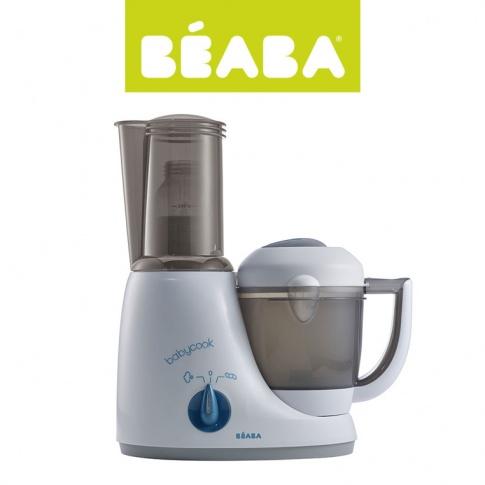 Fotografia, na której jest Beaba Babycook® Original Plus grey/blue