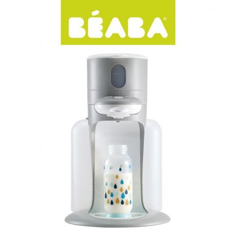 Fotografia, na której jest Beaba Bib'expresso® Ekspres do mleka 3w1 grey