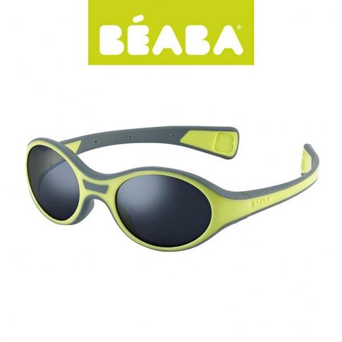 Fotografia, na której jest Beaba Okularki Baby M Grey/green