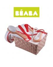 Beaba Zestaw kąpielowy z akcesoriami nude/coral
