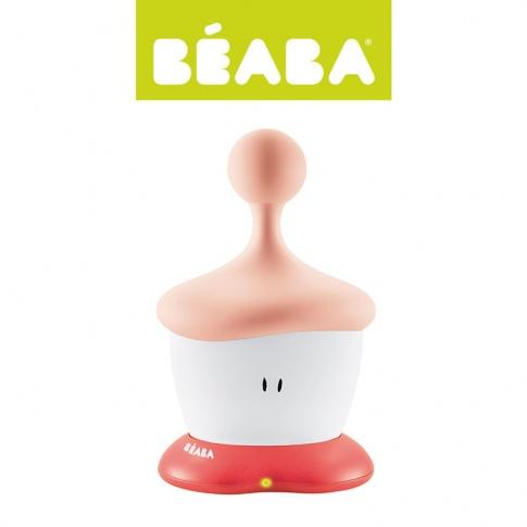 Fotografia, na której jest Lampka nocna LED przenośna Pixie Stick 100h świecenia Coral, Beaba