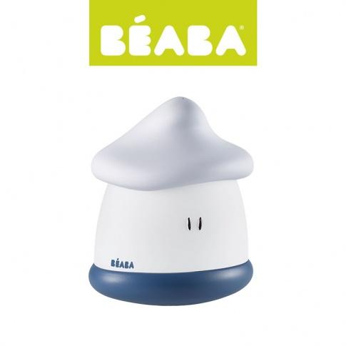 Fotografia, na której jest Lampka nocna LED przenośna Pixie Soft 200h świecenia Mineral, Beaba