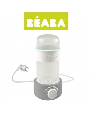 Beaba Podgrzewacz i sterylizator parowy do butelek i słoiczków Babymilk Second grey
