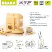 Fotografia, na której jest Beaba Babycook® Kolekcja MACARON Vanilla Cream
