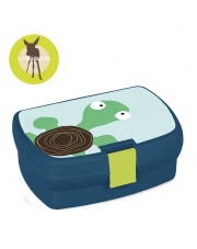 LASSIG Lunchbox Wildlife Żółw