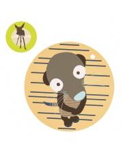 LASSIG Podkładka silikonowa do posiłku Wildlife Surykatka