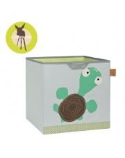 LASSIG Pudełko na zabawki Wildlife Żółw