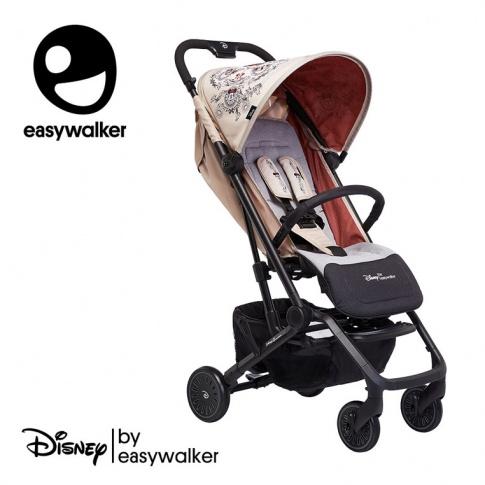 Fotografia, na której jest Disney by EASYWALKER Buggy XS Wózek spacerowy z osłonką przeciwdeszczową Minnie Ornament