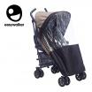 Fotografia, na której jest EASYWALKER Osłona przeciwdeszczowa do wózka spacerowego