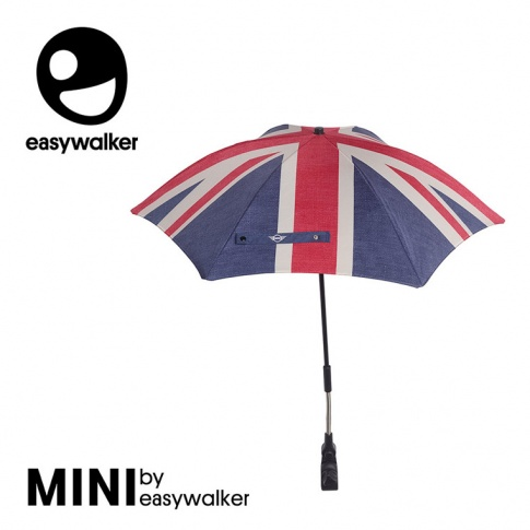 Fotografia, na której jest MINI by EASYWALKER Parasolka do wózka spacerowego Vintage