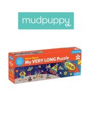 Mudpuppy Metrowe puzzle Kosmos 30 elementów 3+