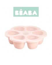 Beaba Silikonowy pojemnik do mrożenia 6 x 90 ml  pink