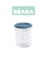 Beaba Słoiczek z hermetycznym zamknięciem 120 ml blue