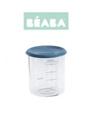 Beaba Słoiczek z hermetycznym zamknięciem 240 ml blue