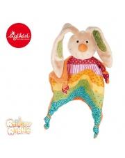 SIGIKID Przytulaczek - komforter Królik Rainbow