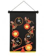 Rzutki magnetyczne Cyrk - Scratch