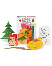 Christmas Fun Kit - Wikki Stix