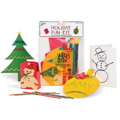 Fotografia, na której jest Christmas Fun Kit - Wikki Stix