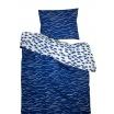 Fotografia, na której jest Pościel FISH/WAVE niebieska - różne rozmiary - Fine Little Day