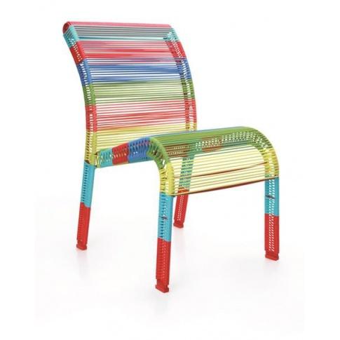 Fotografia, na której jest Krzesełko Kolor - Scratch