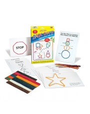 Basic Shapes - Wikki Stix