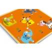Fotografia, na której jest Puzzle z uchwytem Safari - Scratch