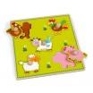 Fotografia, na której jest Puzzle z uchwytem Farma - Scratch