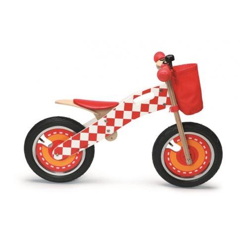 Fotografia, na której jest Balance Bike Formuła 1 - Scratch