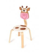 Krzesełko Krówka - Scratch