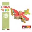 Fotografia, na której jest Jumbo Jo - samolot - Ludus