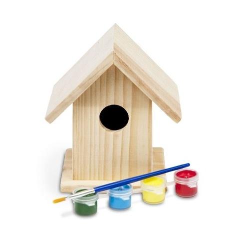 Fotografia, na której jest Domek dla ptaków - Buiten Speel