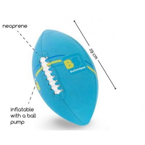 Fotografia, na której jest Piłka do rugby - Buiten Speel