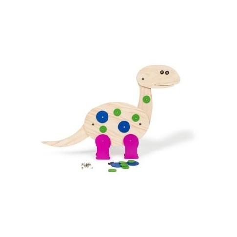 Fotografia, na której jest Przybijanka Dino - Buiten Speel