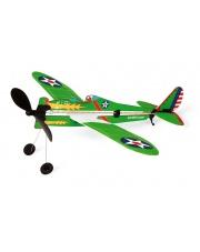 Samolot Zielony - Scratch