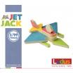 Fotografia, na której jest Jet Jack - Odrzutowiec - Ludus