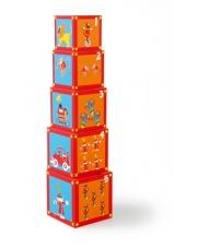 Piramida edukacyjna Cyrk - Scratch
