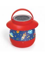 Nocna Lampka Kosmos z Projektorem - Scratch
