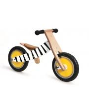 Rowerek biegowy Zebra - Scratch