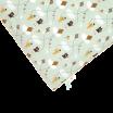 Fotografia, na której jest Pościel KITE miętowa - różne rozmiary - ferm LIVING