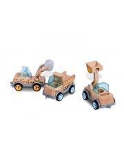 Pojazd konstrukcyjny - WALEC - Buiten Speel