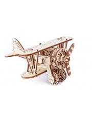 Samolot - Puzzle 3D Wooden.City