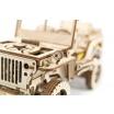 Fotografia, na której jest 4x4 Samochód Terenowy - Puzzle 3D Wooden.City