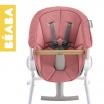 Fotografia, na której jest Beaba Miękki wkład do Krzesełka do karmienia Up&Down pink
