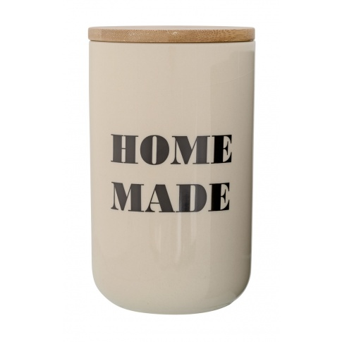 Fotografia, na której jest Pojemnik kuchenny Home Made - Bloomingville