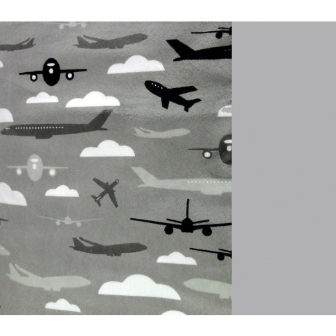 Fotografia, na której jest Zestaw przejściowy L - Aviator szary - MAYLILY