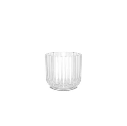 Fotografia, na której jest Świecznik szklany - różne kolory - Lyngby