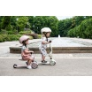 Fotografia, na której jest  SCOOTANDRIDE Highwaykick1 2w1 Jeździk i hulajnoga 1-5 lat Rose