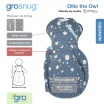Fotografia, na której jest Otulacz - śpiworek Grosnug Ollie the Owl Cosy, GRO Company
