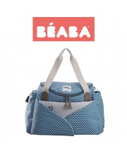 Beaba Torba dla mamy Sydney PLAY PRINT blue