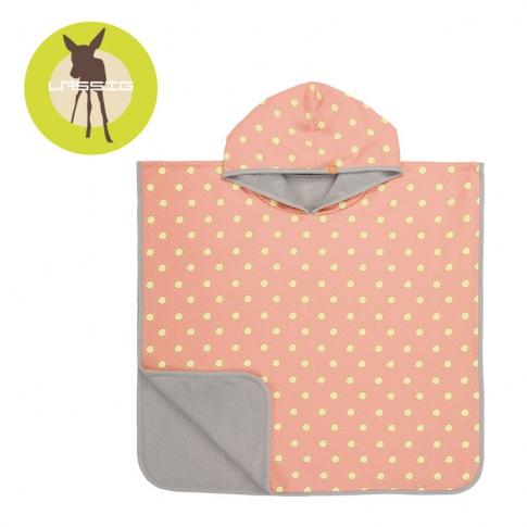 Fotografia, na której jest Lassig Ręcznik Poncho Sun 120x60 cm UV 50+
